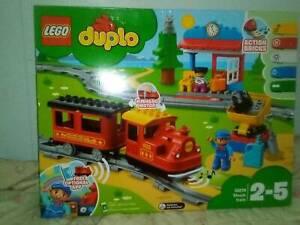 LEGO- duplo Steam Train~10874