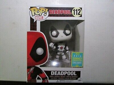 Funko Pop! Marvel Deadpool 2016 SDCC 112