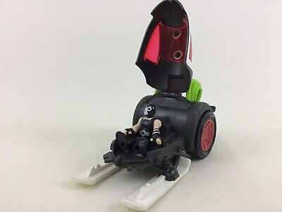 Imaginext Dc Super Friends Bane Battle Sled with Figure Batman Toy Fisher Price