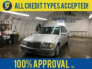 2000 Mercedes-Benz C230 KOMPRESSOR******AS IS CONDITION AND APPE