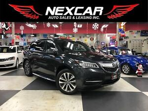 2015 Acura MDX SH-AWD TECH PKG 7PASSENGERS NAVI REAR CAMERA 154K
