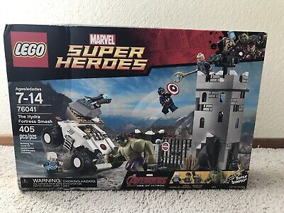 LEGO Marvel Super Heroes The Hydra Fortress Smash (76041) - New and Sealed