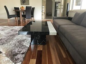 Marble coffee table Epping Ryde Area Preview