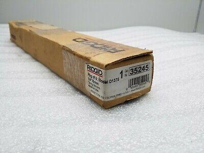 New Box Of 6 Ridgid 35245 Spring Benders D1375 14 16mm Tube Bender