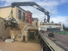 Hiab and tilt tray service Rockingham Rockingham Area Preview