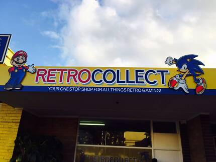 MASSIVE RETRO GAME SHOP IN PERTH!! ARMADALE! OPENS 7 DAYS!!!