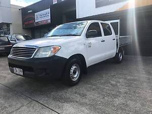2005 Toyota Hilux Dual Cab Ute Beenleigh Logan Area Preview
