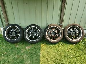 "20"" Sports rims multi stud NEW TYRES"