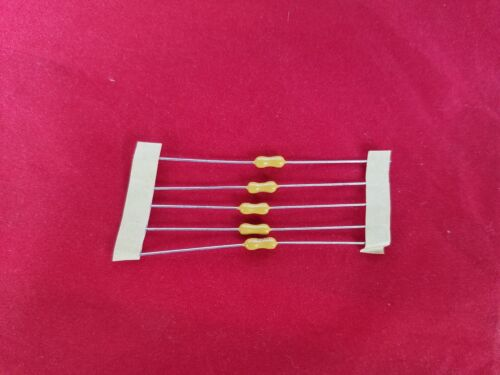 5 X 2A 125V PICO FUSE VERY FAST ACTING AXIAL RESISTOR FUSE