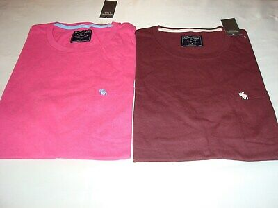 Men Abercrombie & Fitch, Short Sleeve, Pocket T-Shirts NWT