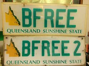 Personalised Plates Coomera Gold Coast North Preview
