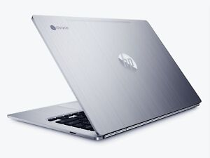 HP CHROMEBOOK  13 G1 LUNCHED WITH MACBOOK - LIKE ALUMINIUM BODY!