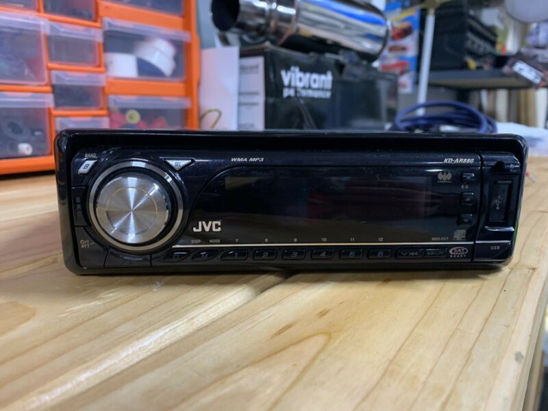 Kd-AR880 JVC Headunit