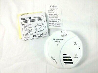 First Alert SCO500B OLCOMBOV Wireless Interconnect Smoke and Carbon Monoxide