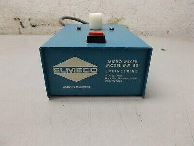 Elmeco Micro Mixer Model Mm-50