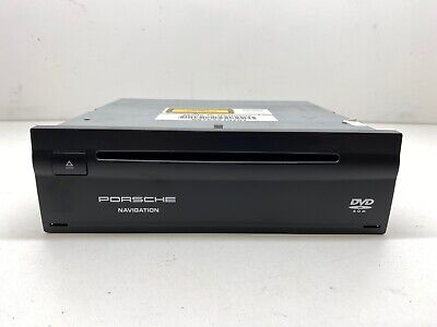 Porsche 957 Cayenne Computer Navigation System DVD Unit Player 99764215701