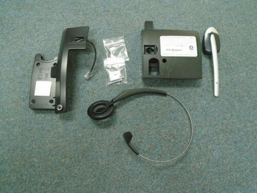Mitel 50005521 Cordless Accessories Module Headset Charger & Headset 50005712 SP