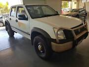2008 HOLDEN RODEO LX (4x4) CREW/CHAS V6 MANUAL Midland Swan Area Preview