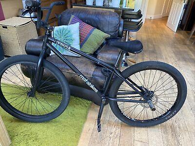 Mafiabikes Medusa BlackJack BMX Bike (26inch Frame) Good Used Condition