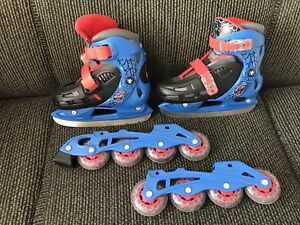 Boys Spider-Man Skates