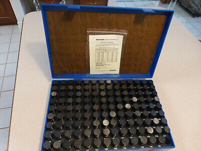 New Westward Pin Gage Setminus125 Piece 0.626 To 0.750