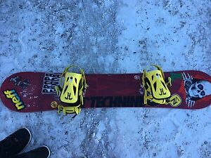 Tech N9ne T-Money Snowboard