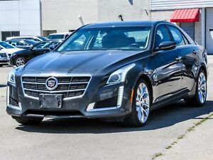 2014 Cadillac SPORT CTS4 ALL WHEEL DRIVE