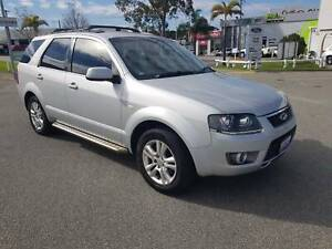 2010 Ford Territory TS LIMITED EDITION 7 Seater Leather Automatic SUV Melville Melville Area Preview