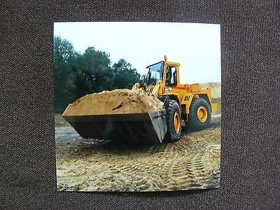 WERKLUST Bagger - Pressefoto Werk-Foto pressfoto (W0002