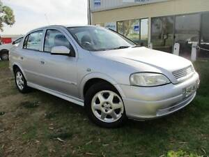 2001 Holden Astra Auto CD Sedan Goolwa Alexandrina Area Preview