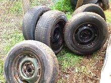 Free rims and tyres suit ford Stoneville Mundaring Area Preview
