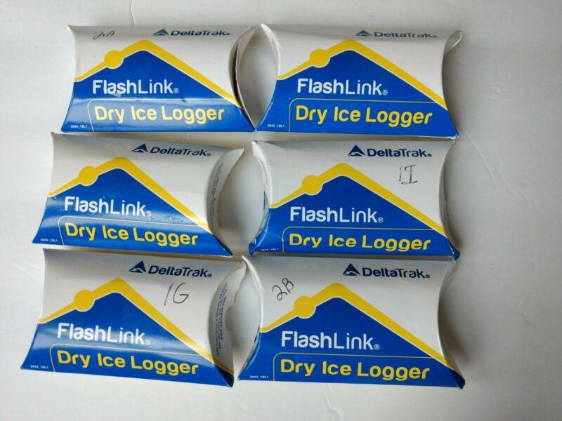 Deltatrak 40539, FlashLink 75-Day, Dry Ice Logger, FREE SHIPPING