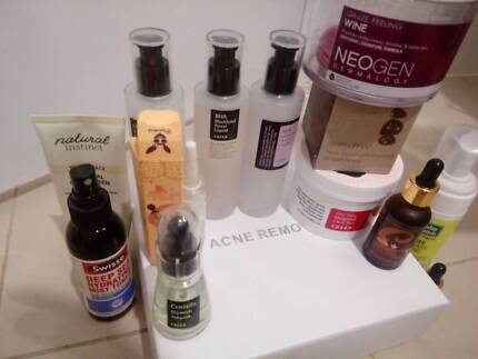 Cheap or free products Cosrx products (used) good to try
