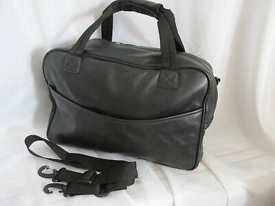 EASTSPORT NEW YORK Black Collapsible Carry-On Gym Duffle Crossbody Lot #7