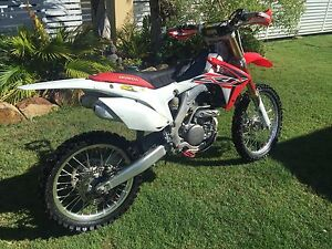 2015 CRF250R Victoria Point Redland Area Preview