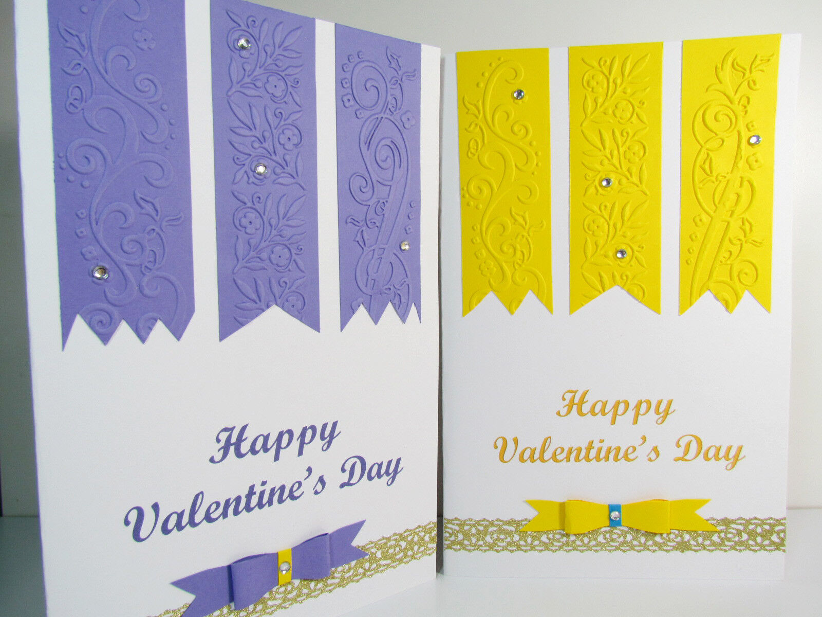 Valentines Day Diy Handmade Greeting Card Special Lover Card By