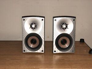 5 home theatre speakers, Yamaha, vivid and paradigm