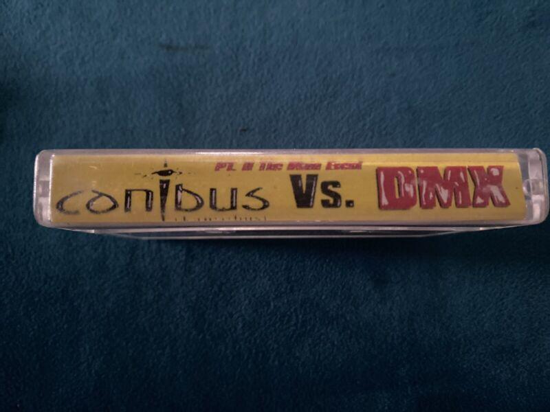 Very Rare 1998 DMX Vs Caninus Cassette