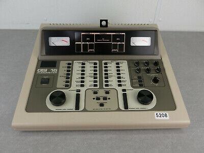 Grason Stadler Gsi 16 Model 1716 Audiometer