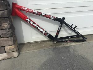 Brand new Redline flight 24 xl bmx  frame