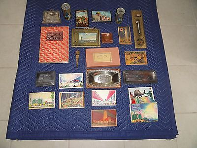 Vintage Historical 1933-34 Chicago Century of Progress World's Fair Memorabilia