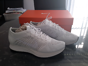 Nike Flyknit Racer - White Sutherland Sutherland Area Preview