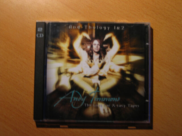 """ANDY TIMMONS """"And - Thology 1 & 2""""   2CD"""