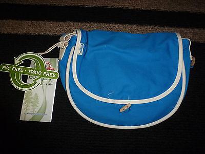 ECOGEAR GORILLA BLUE PURSE MESSENGER BAG~CROSS BODY~ECO FRIENDLY~NEW W/ TAGS  Eco Friendly Messenger Bag