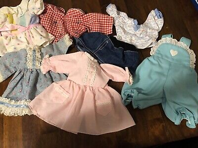 VINTAGE LOT OF DOLL CLOTHES!  #3