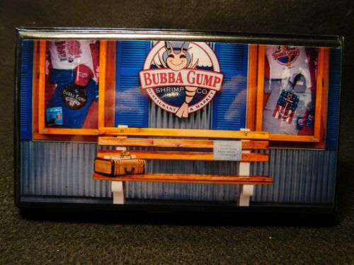Elongated Pressed Penny Souvenir Album Book - Bubba Gump