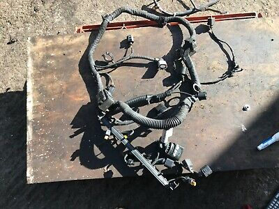 GENUINE VW POLO IBIZA FABIA 1.2 TSI 09-15 ENGINE WIRING LOOM 03F971612A# 6486
