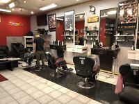 Barber chair Barber wanted