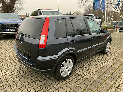 Ford Fusion+ 1,6Ltr. 100PS *Klimaanlage*CD-Audio.* PA