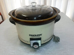 LARGE Vintage 70s Retro Crock Pot Slow Cooker Made in JAPAN Torquay Fraser Coast Preview
